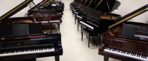 A WIDE SELECTION OF QUALITY PIANOS