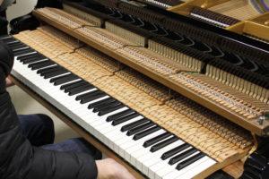 Piano Restoration Wales