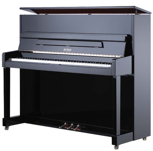 Petrof Upright Piano Videos